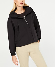 Weekend Max Mara Erbert Hooded Raincoat