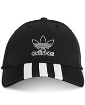 quality design 8aa0b 42f61 adidas Men s Originals Three-Stripe Hat