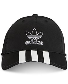 adidas Men's Originals Three-Stripe Hat