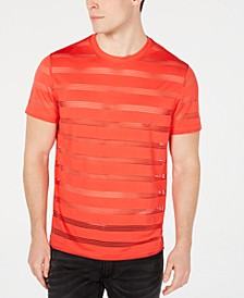 INC Men's Ample Stripe T-Shirt, Created for Macy's