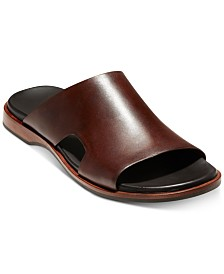 Cole Haan Men's Goldwyn 2.0 Cross Band Sandals