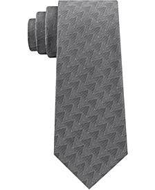 Men's Classic Zig-Zag Tie