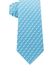 Michael Kors Men's Classic Geometric Silk Tie