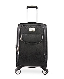 "Carissa 21"" Carry-On Spinner Suitcase"