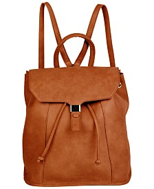 Urban Originals' Foxy Vegan Leather Backpack