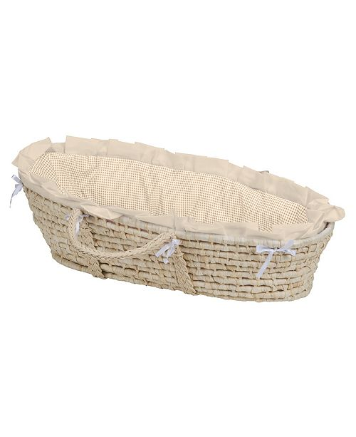 Badger Basket Natural Moses Basket