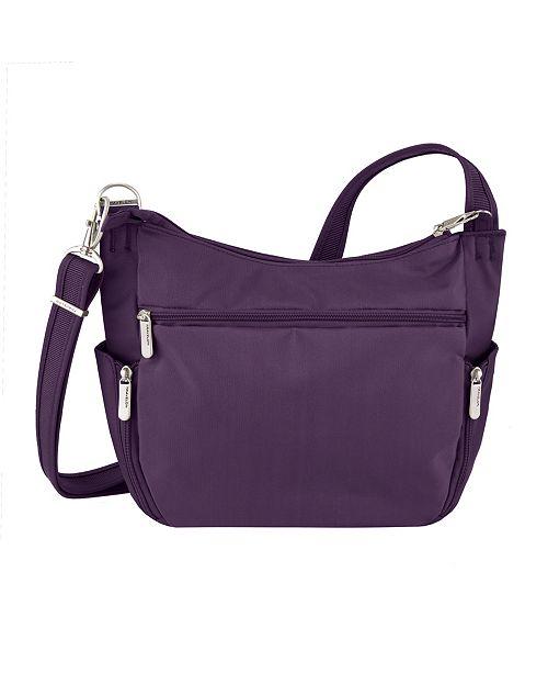 Anti Theft Classic Crossbody Bucket Bag