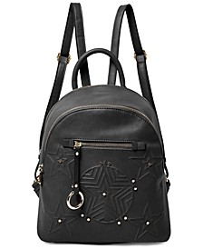 Celestial Vegan Leather Backpack