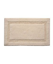 "Regency 36"" x 24"" Non-Skid Cotton Bath Rug"
