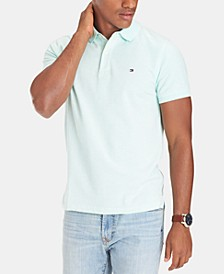 Men's Slim Fit Stretch Polo
