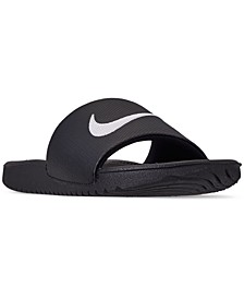 Little Kids Nike Kawa Slide Sandals from Finish Line