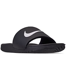 Nike Little Boys' Kawa Slide Sandals from Finish Line