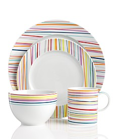 THOMAS by Rosenthal Dinnerware, Sunny Day Stripes Collection