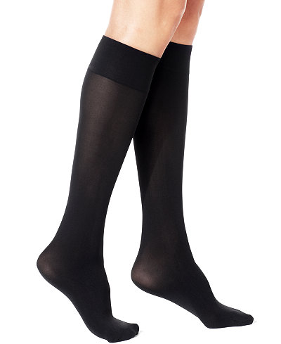 Berkshire Plus Size Trouser Socks Hosiery 6424
