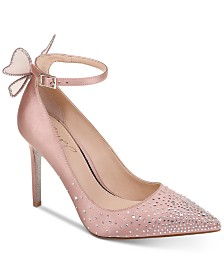 Jewel by Badgley Mischka Kami Evening Pumps