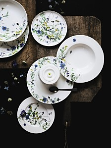 Rosenthal Brillance Fleurs des Alpes Dinnerware Collection