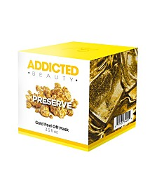 Addicted Beauty Gold Preserve Peel Off Mask