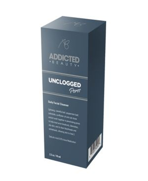 Image of Addicted Beauty UnClogged Pores - Daily Facial Cleanser
