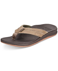 REEF Men's Ortho Bounce Coast Flip-Flop Sandals