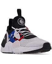 buy popular 42436 bbad9 Nike Men s Huarache E.D.G.E. TXT Running Sneakers from Finish Line