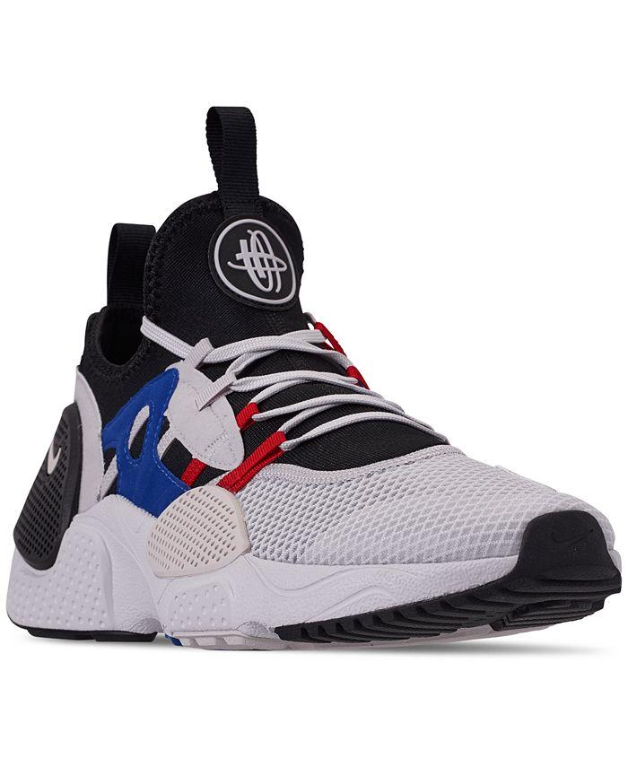 Nike Men's Huarache E.D.G.E. TXT Running Sneakers from Finish Line ...