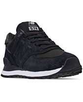 c6a84ff556f2 New Balance Women s 574 Pebbled Casual Sneakers from Finish Line