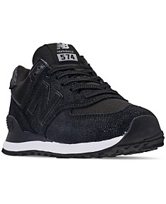 b4dc1ad1c2b5c New Balance Women's 574 Pebbled Casual Sneakers from Finish Line