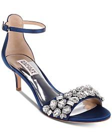 Badgley Mischka Lara Evening Shoes