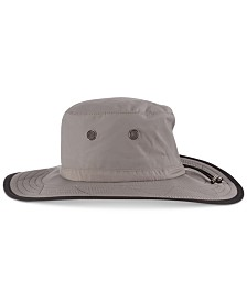 Dorfman Pacific Men's Supplex Dimensional-Brim Boonie Hat