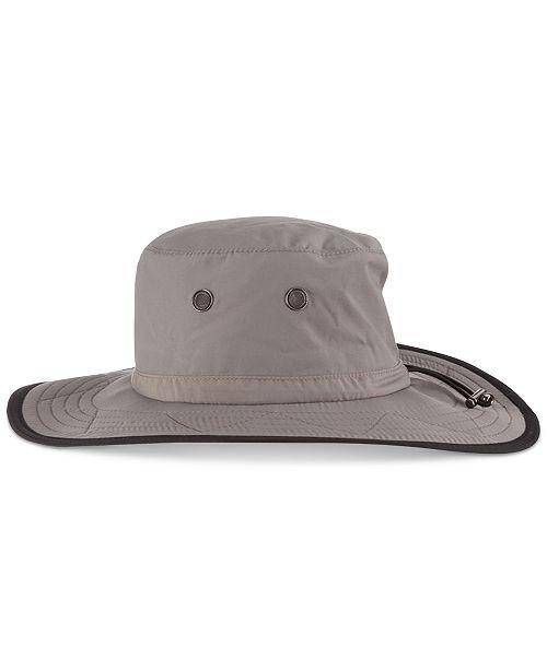 Dorfman Pacific Men's Supplex Dimensional-Brim Boonie Hat