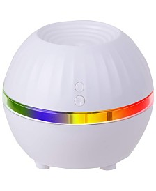Air Innovations Personal Humidifier with Ultrasonic Cool Mist and Led Mood