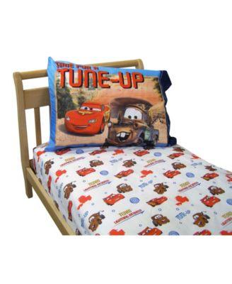 Disney Cars 2 Pack Standard Pillowcase