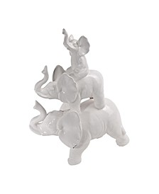 Trumpeting Elephants Accent