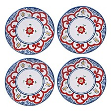 Tangier 4-Pc. Square Canape Plate