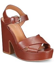 kate spade new york Grace Platform Sandals