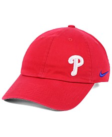 Nike Women's Philadelphia Phillies Offset Adjustable Cap