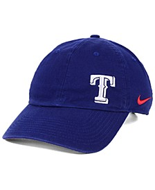 Women's Texas Rangers Offset Adjustable Cap