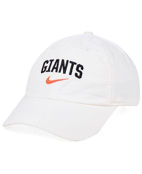 Nike San Francisco Giants Arch Cap