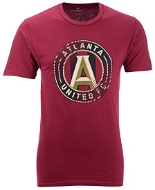 Majestic Men's Atlanta United FC Slash and Dash T-Shirt