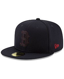 New Era Boys' Boston Red Sox Clubhouse 59FIFTY-FITTED Cap