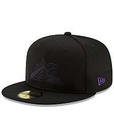 New Era Boys' Colorado Rockies Clubhouse 59FIFTY-FITTED Cap