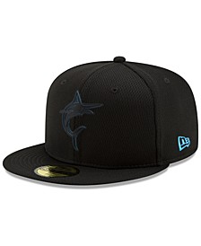 Boys' Miami Marlins Clubhouse 59FIFTY-FITTED Cap