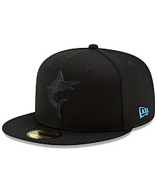New Era Boys' Miami Marlins Clubhouse 59FIFTY-FITTED Cap