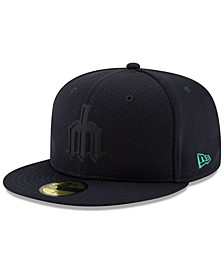 Boys' Seattle Mariners Clubhouse 59FIFTY-FITTED Cap