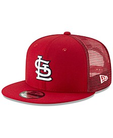 St. Louis Cardinals All Day Mesh Back 9FIFTY Cap