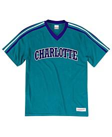 Men's Charlotte Hornets Overtime Win V-Neck T-Shirt