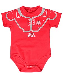 Outerstuff Baby Ohio State Buckeyes Fanatic Creeper