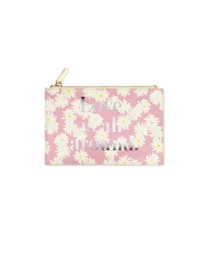 Kate Spade New York Bridal Pencil Pouch, Love Is All Around