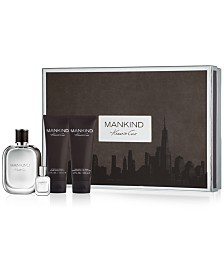 Kenneth Cole Men's 4-Pc. Mankind Eau de Toilette Gift Set