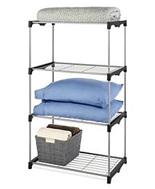 4-Tier Closet Shelves